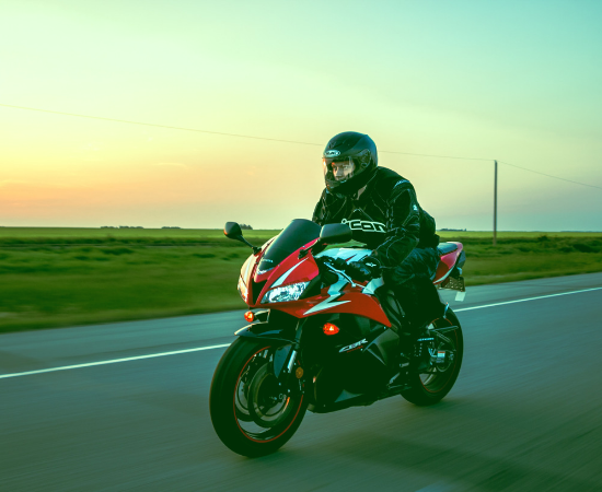 Completely Motorbikes offers motorbike finance